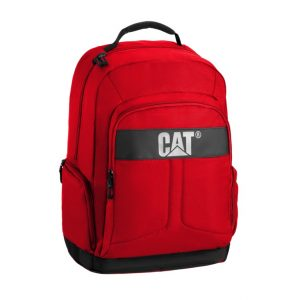 MOCHILA COLEGIO BACKPACK RED